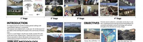 Community-Based Mitigation Project in Peru: Seismic Retrofit of an Adobe School Building in Rural Peru Using Geomesh