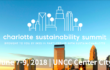 Join us for the Charlotte Sustainability Summit June 7-9