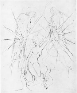 drawing by william blake