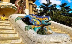 Gaudi-Parc-Guell-Lizard-Barcelona