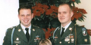Josh Edwards and Josh Blaney