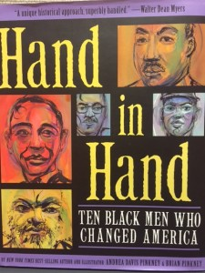 MLK Hand in Hand book