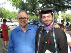 Gavin graduation