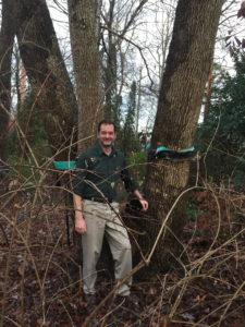 Jeffrey Gillman, Director, UNCC Botanical Gardens