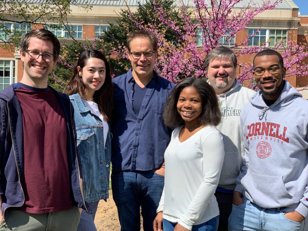 Lab members 2019