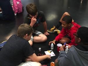 2105April14 DSSC activity J.N. Fries Magnet Middle School 2