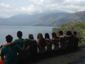 El Salvador_at lake