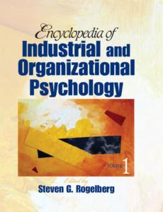 encyclopediaofindustrialandorganizationalpyschology
