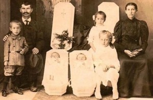 post mortem children