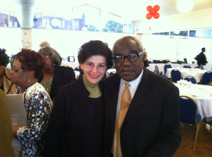 Roslyn Arlin Mickelson and Julius L. Chambers